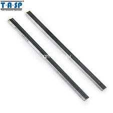 5 Pairs Hss Planer Blades 82 x 5.5 x 1.1mm Fit Ryobi Bosch Hitachi Dewalt