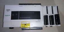 TELEMECANIQUE SCHNEIDER MODICON CPU TM238LDD24DT + TM2DDO8TT + TM2AMM3HT sps plc