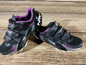 NORTHWAVE Angel Cycling MTB Shoes Mountain Bike Boots 2 Bolts Ladies EU39, US7