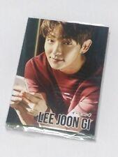 Lee Joon Gi Jun Ki JoonKi Photo Portable Memo Pad Korean Movie Drama Actor Star