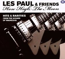 Les Paul & Friends How High The Moon-Hits & Rarities 3-CD NEW SEALED Mary Ford