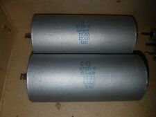 Russian Teflon Capacitor K72P-6 0.1uF  1000V Lot 2pc.or more