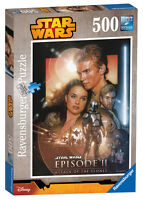 Star Wars Episode I-VI 500 Piece Ravensburger Jigsaw Puzzle -5 Designs Available