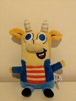 Boj A Boom Gavin CBEEBIES Goat Soft Toy Plush Sega Soft Toy