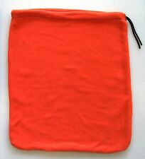 New Eagle LHB 10 ice hockey goalie face mask bag orange goal helmet visor