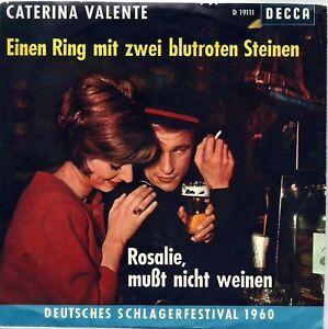 Single / CATERINA VALENTE / RARITÄT /