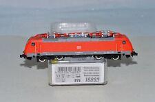 N Scale Trix minitrix 16893 BR 189 059-9 DB AG Electric Locomotive DCC Fitted