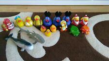 Badeenten Badewanne Spielzeug 17 St.