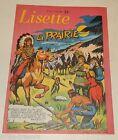 LISETTE N°14 du 7 avril 1957 : BABOUCHE et BABOUCHETTE - la Prairie - ZETTE