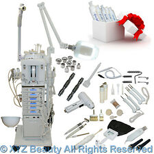 17 in 1 Diamond Microdermabrasion Facial Machine Spa Beauty Salon Equipment