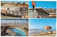 Postcard Penn-Fin Motel in Oceanside, California~103719
