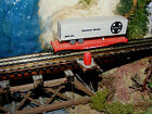 N Scale Lima Great Northern Piggy Back Car With 1 Santa Fe Trailer EX File 4472