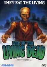 HELL OF THE LIVING DEAD - DVD - UK Compatible  - Sealed