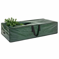 BCP Weather-Resistant Christmas Tree Storage Bag for 9ft Tree w/ Handles - Green