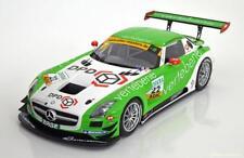 1:18 Minichamps Mercedes SLS AMG GT3 #22, ADAC GT Masters 2011