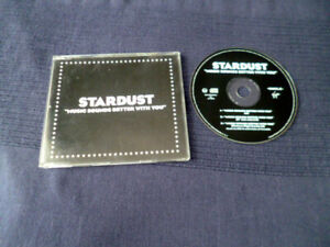CD Stardust Music Sounds Better With You B. Diamond & Daft Punk Thomas Bangalter