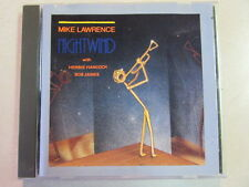 MIKE LAWRENCE NIGHTWIND WITH HERBIE HANCOCK BOB JAMES 1987 AUSTRALIA IMPORT CD