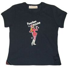 Penelope Pitstop Pose Ladies Skinny T-Shirt