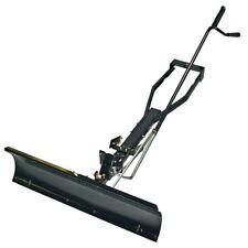 4 ft Universal Snowblade Lawn Tractor Snow Blade Plow Mower Attachment Lawnmower