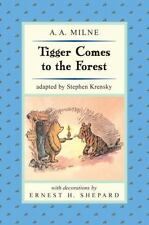 Tigger Comes to the Forest (Easy-to-Read, Puffin)