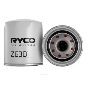 Ryco  Oil Filter   Z630