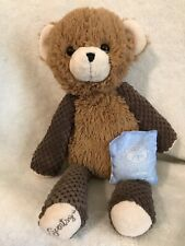 Scentsy Buddy Retired Barnabus The Bear With Scent Pack Plush Stuffed Animal Euc