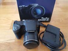 Canon PowerShot SX430 IS Kompaktkamera 20,5 MP WiFi Automatikmodus Digitalkamera