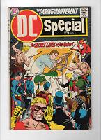 DC Special #5-Secret Lives of Joe Kubert (Oct-Dec 1969, DC)-Very Fine/Near Mint