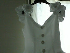 Alfred Sung Wedding Dress Size 4