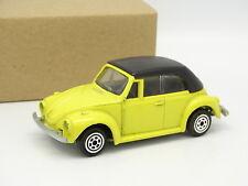Polistil SB 1/43 - VW Coccinelle Cabriolet Jaune