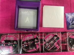 STAR TREK LA NUEVA GENERACIÓN EDICIÓN COLECCIONISTA SEPTIMA TEMPORADA 7 - 7 DVD