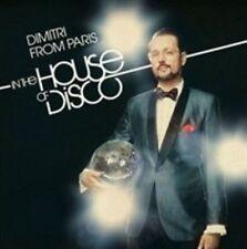 Dimitri from Paris in the House of Disco [Digipak] by Dimitri from Paris (CD, Jun-2014, 2 Discs, Defected)