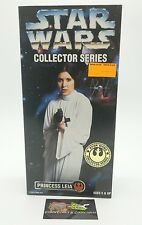 Kenner Star Wars Collectors Series Princess Leia 12 inch Action Figure Doll New