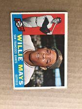 1960 Topps Willie Mays #200 Baseball Card