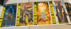 Before Watchmen Dr. Manhattan #1-4 Full Set Adam Hughes Michael Straczynski 2013