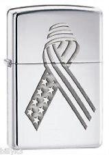 Zippo Lighter Unity Ribbon #28367  - NEW IN BOX