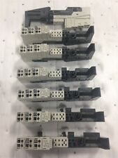 LOT 0F 7 SIEMENS 6ES7 193-4CD20-0AA0 SIMATIC DP TERMINAL TM-P15S23-A0 USED I8