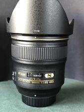 Nikon af-s nikkor 24mm f/1, 4 G ED