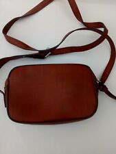 Marks and Spencer collection small tan faux Leather Shoulder Bag