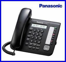 Telefono digitale IP Panasonic KX-NT 551NE Nero per centrali  Panasonic