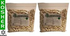Kosher Pure Marine Collagen 1000mg 180 Capsules X2 Packs 360 Capsules (35% OFF)