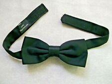 Bow Tie BOYS Dickie Bowtie Adjustable VINTAGE RETRO Black Age 6-12