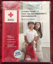 American Red Cross: A Family Guide to First Aid and Emergency Preparedness ~ New