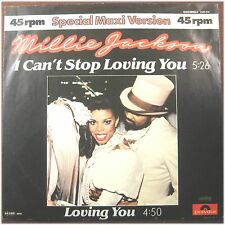 Millie Jackson, I Can 't stop loving you, vg/vg, maxi single EP (8236)