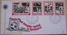 Stadspost Apeldoorn 1971 - FDC Redt het betaalde voetbal in Apeldoorn, Football