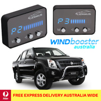 Windbooster throttle controller to suit Isuzu DMAX 2007-2011
