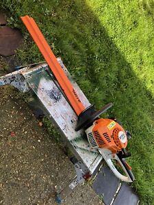 "Stihl HS45 Hedge Trimmer 24"" cutter"