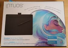 Wacom Intuos Pen and Touch USB Graphics Tablet Medium BlackCTH-690