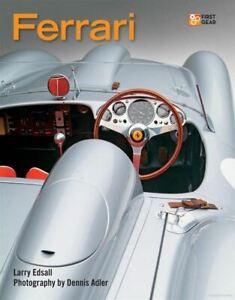 Ferrari Book Edsall Adler