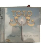 Toto - Africa: The Best Of Toto (2 Disc) CD NEW